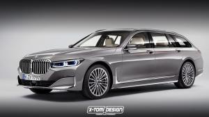 2019 BMW 7-Series Touring by X-Tomi Design