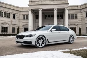 2019 BMW 750Li xDrive on Forgiato Wheels (Drea-M)