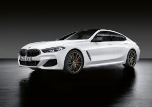 BMW 8-Series Gran Coupe M Performance Parts 2019 года