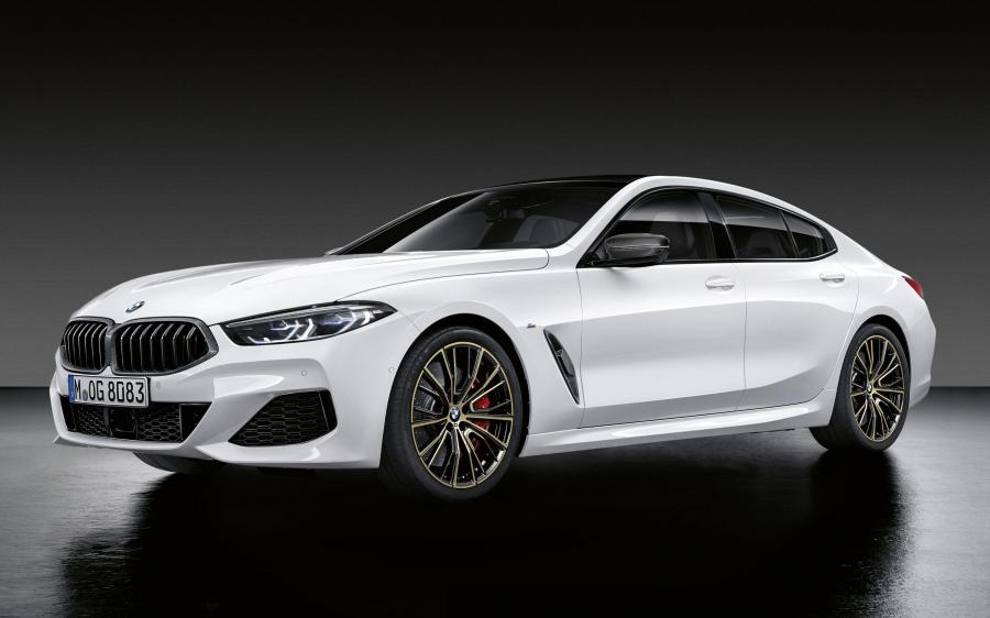 2019 BMW 8-Series Gran Coupe M Performance Parts (WW)