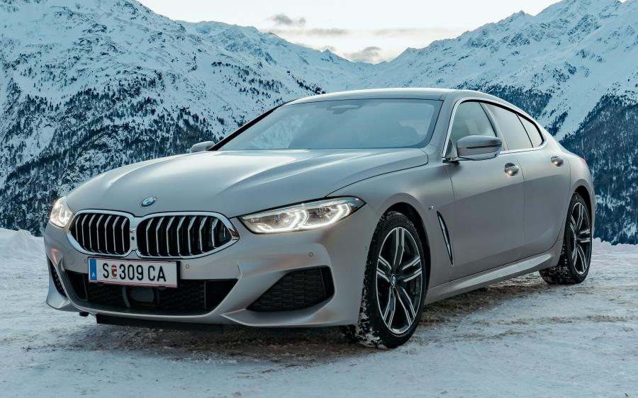 2019 BMW 840d xDrive M Sport Gran Coupe (WW)