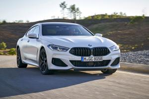 2019 BMW 840i M Sport Gran Coupe