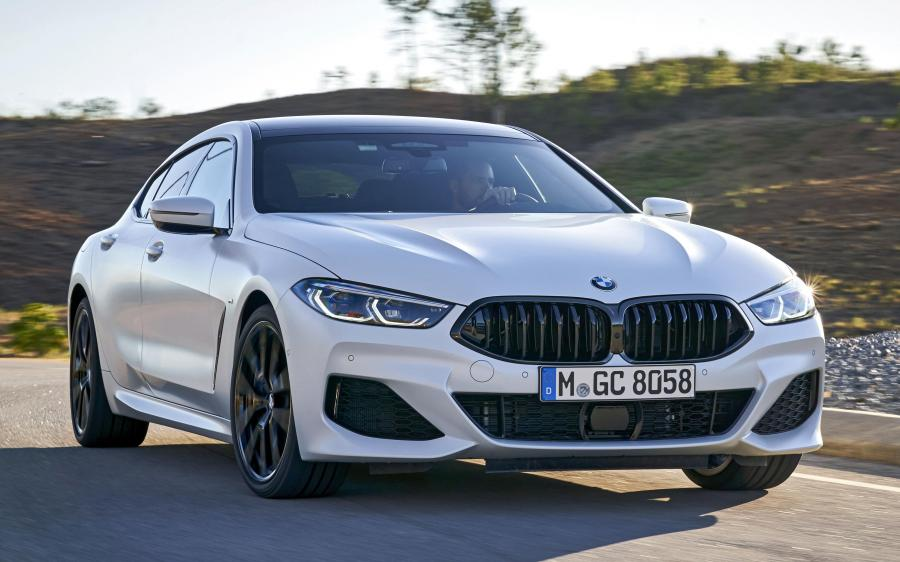 2019 BMW 840i M Sport Gran Coupe (WW)
