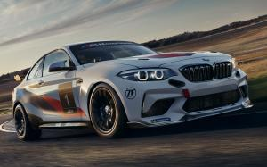 BMW M2 CS Racing 2019 года