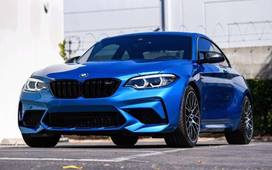 BMW M2 Competition Long Beach Blue by EAS (F87) '2019