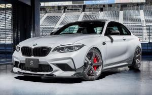 BMW M2 Competition by 3D Design
