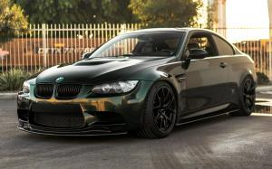 BMW M3 Coupe by Impressive Wrap 2019 года