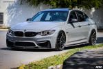BMW M3 Sedan Nardo Gray on ADV.1 Wheels (ADV5.09 M.V2 CS) 2019 года
