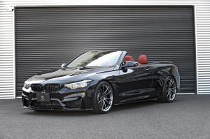2019 BMW M4 Convertible by 3D Design