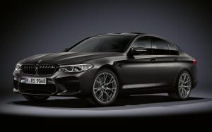 BMW M5 Competition Edition 35 Jahre 2019 года (WW)