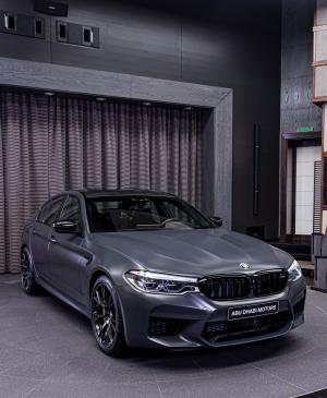 2019 BMW M5 Competition Edition 35 Jahre