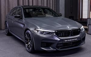 BMW M5 Competition Edition 35 Jahre 2019 года