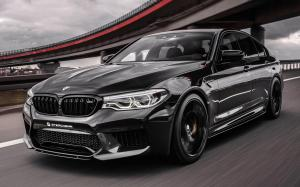 BMW M5 Competition by Sterckenn 2019 года