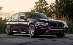 BMW M5 Competition on Vossen Wheels (S21-01)
