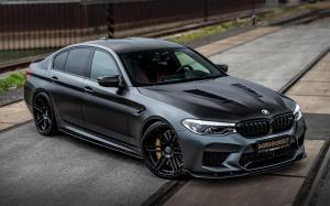 2019 BMW M5 MH5 800 by Manhart Racing