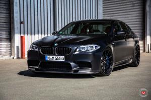 2019 BMW M5 on Vossen Wheels (M-X2)