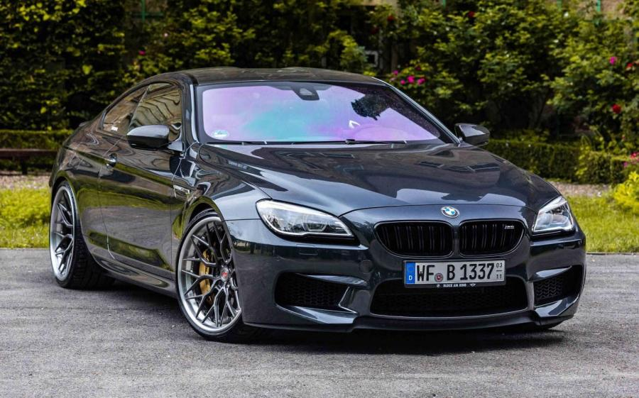 BMW M6 Coupe on Vossen Wheels (S17-01 (3-Piece)) '2019