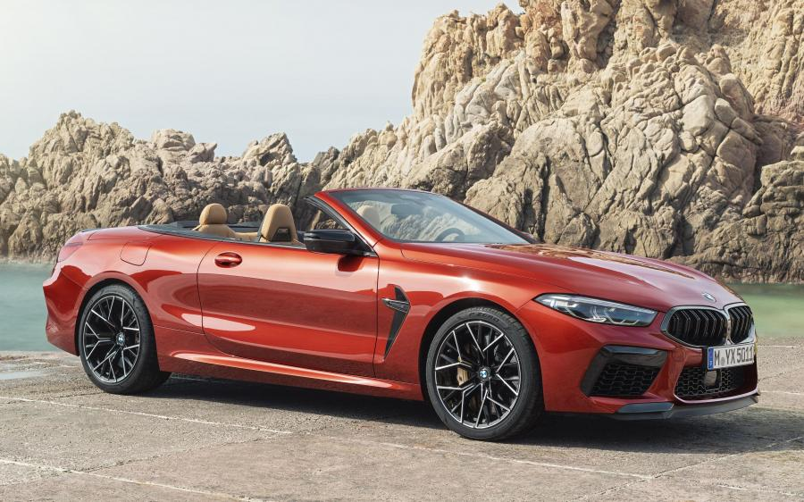 2019 BMW M8 Competition Convertible (WW)