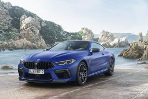 2019 BMW M8 Competition Coupe
