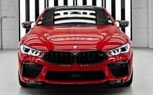 BMW M8 Competition Coupe Individual Manufaktur Edition 2019 года (CA)