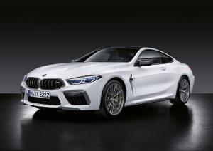 2019 BMW M8 Competition Coupe M Performance Parts