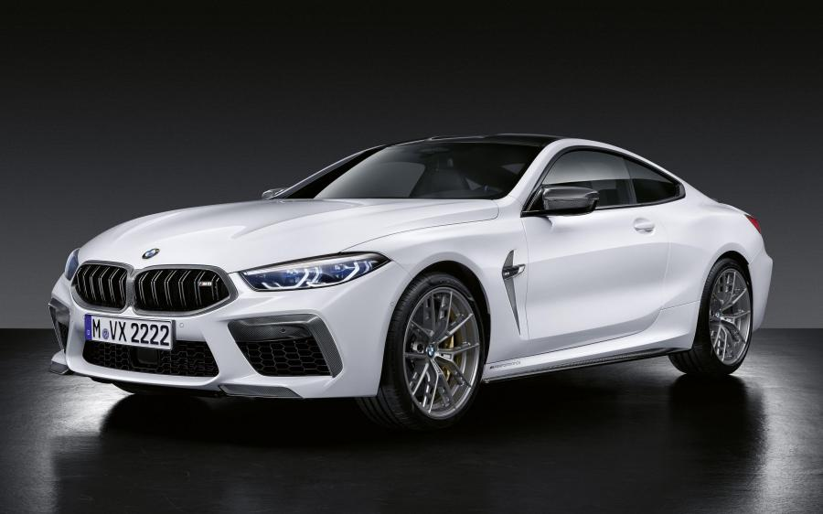 2019 BMW M8 Competition Coupe M Performance Parts (WW)