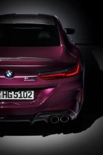 BMW M8 Competition Gran Coupe 2019 года (WW)