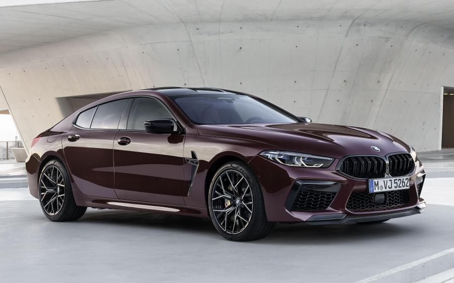 2019 BMW M8 Competition Gran Coupe (WW)