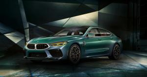 BMW M8 Gran Coupe First Edition 2019 года