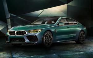 BMW M8 Gran Coupe First Edition 2019 года (NA)