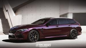 2019 BMW M8 Touring by X-Tomi Design
