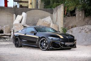2019 BMW M850i MH8 600 by Manhart Racing
