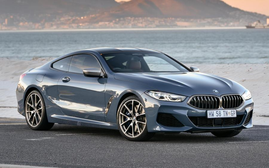 BMW M850i xDrive Carbon Package