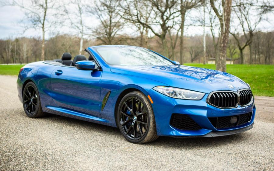 2019 BMW M850i xDrive Convertible (NA)