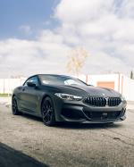 BMW M850i xDrive Convertible by Impressive Wrap 2019 года
