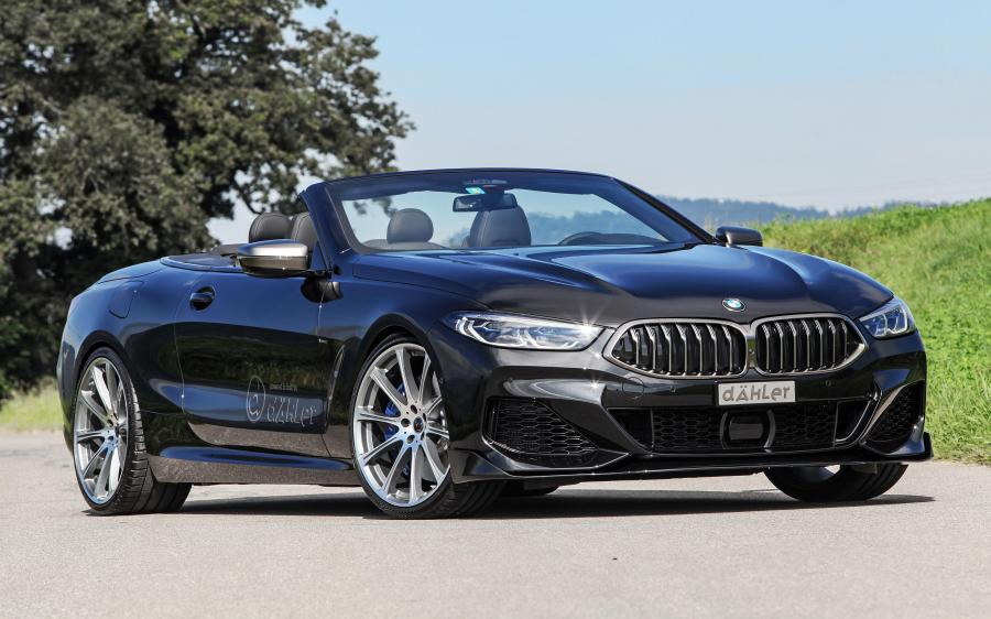 2019 BMW M850i xDrive Convertible by dAHLer