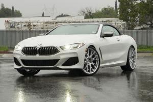 BMW M850i xDrive Convertible on Forgiato Wheels (FLOW 001) 2019 года