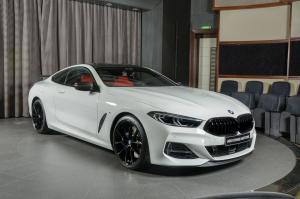 BMW M850i xDrive Coupe by Abu Dhabi Motors 2019 года
