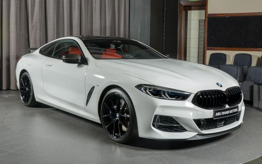 2019 BMW M850i xDrive Coupe by Abu Dhabi Motors
