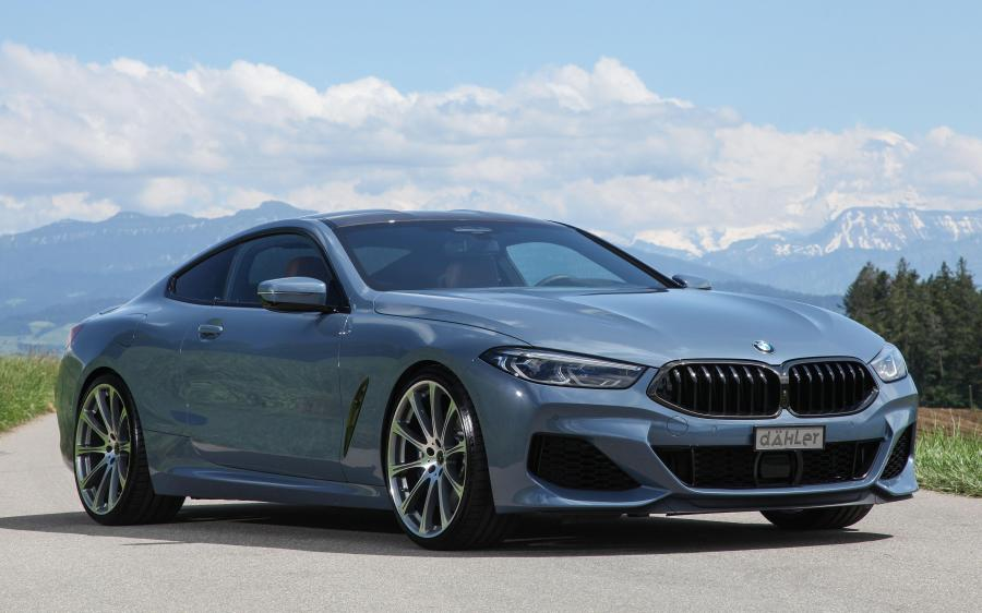 2019 BMW M850i xDrive Coupe by dAHLer