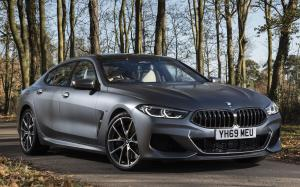 BMW M850i xDrive Gran Coupe 2019 года (UK)