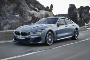 2019 BMW M850i xDrive Gran Coupe