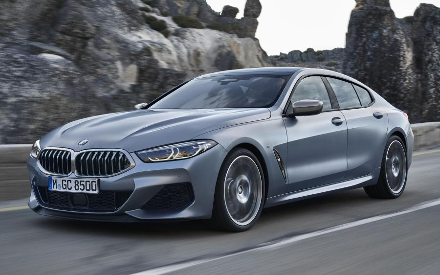 2019 BMW M850i xDrive Gran Coupe (WW)