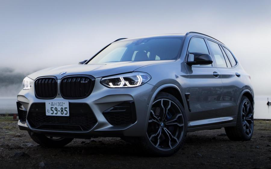2019 BMW X3 M Competition (JP)