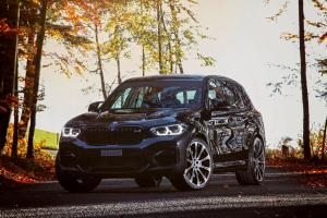 2019 BMW X3 M Competition Line by dAHLer