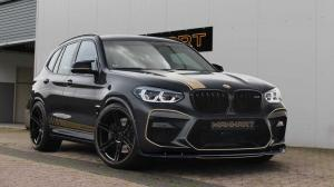 BMW X3 M Competition MHX3 600 by Manhart Racing 2019 года