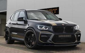 BMW X3 M Competition MHX3 600 by Manhart Racing (F97) '2019