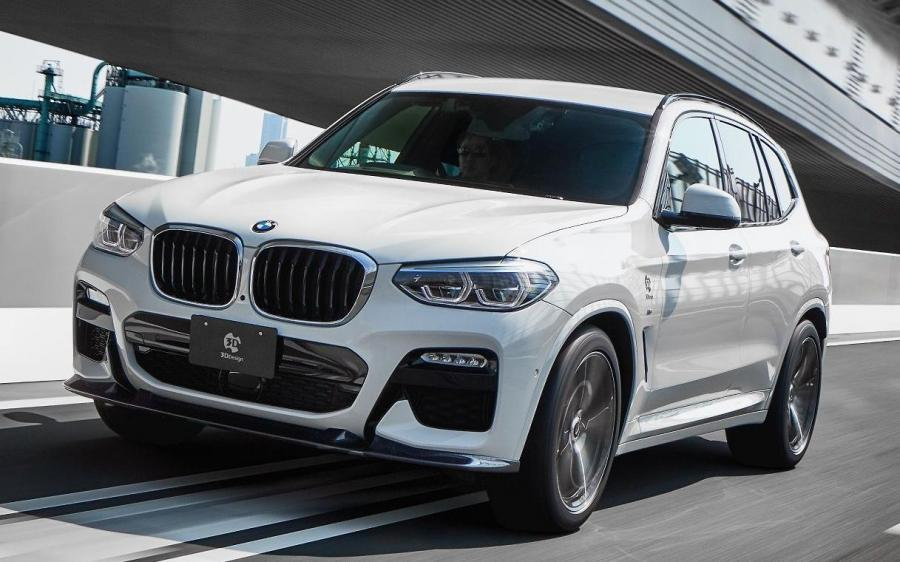 2019 BMW X3 xDrive20d by 3D Design