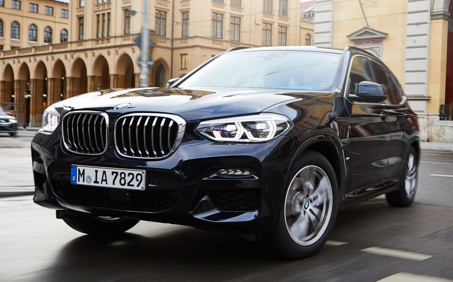 2019 BMW X3 xDrive30e M Sport (WW)