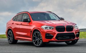 BMW X4 M Competition 2019 года (NA)